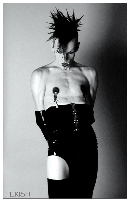 Philly Nov 24, 2006 Jonathan Sorber -  (Polymorphe Latex / Passional Clothing Advert)   BROM    (Polymorphe Latex)