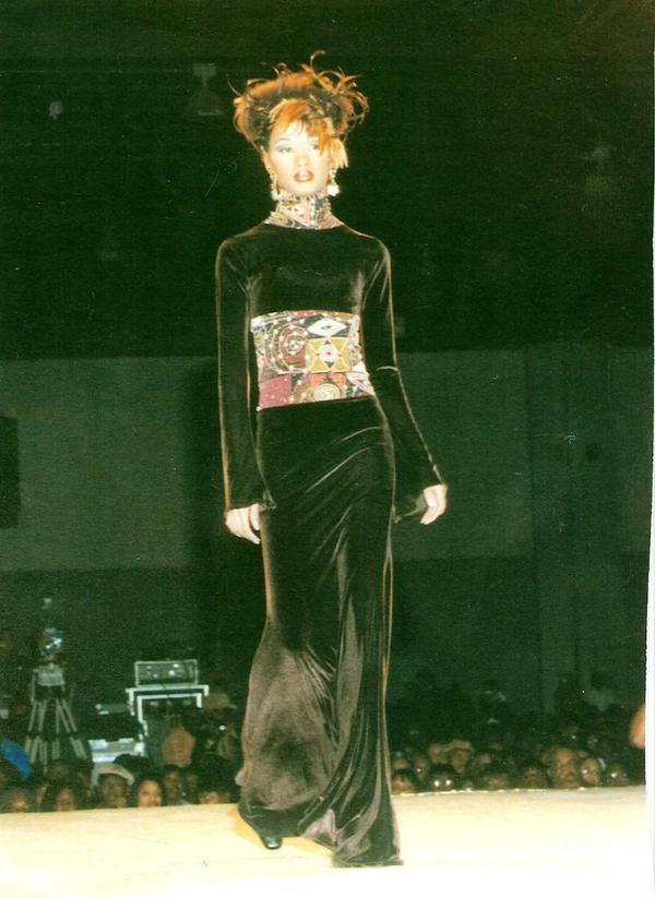 Female model photo shoot of Ming Li