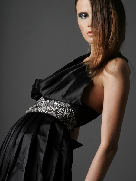 Dress by LIINOK Dec 02, 2006 MU/Hair: Andrea Dow Photographer: Phillip Ritchie