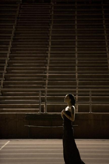 Kezar Stadium, SF Dec 02, 2006 (c) Lisa Wiseman Photography