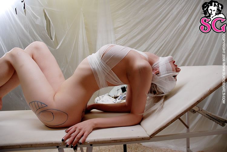Abbominevole studio, Milan Dec 03, 2006 SG Backstreet Surgery photoset, by Alessandra Tisato