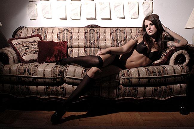 Female model photo shoot of nikki fiction by oliver mendoza in San Bruno