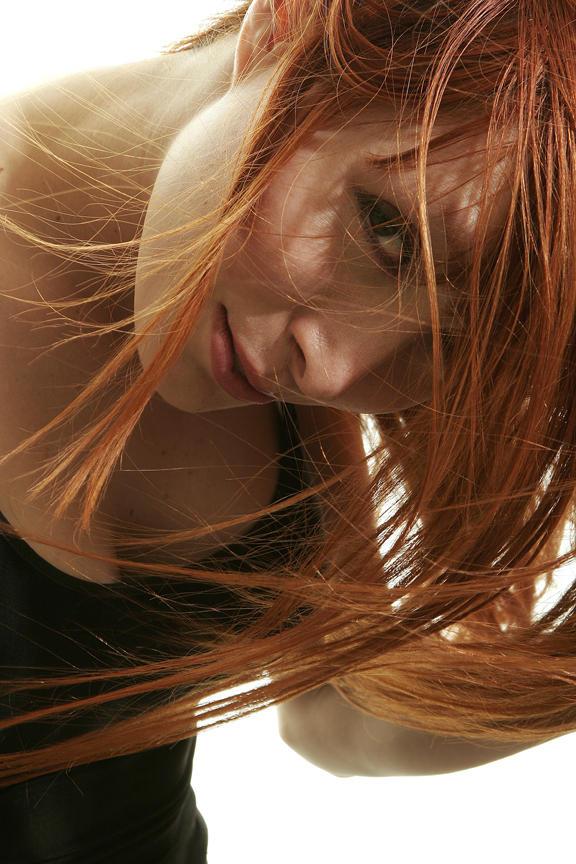 Female model photo shoot of Lev Hayden