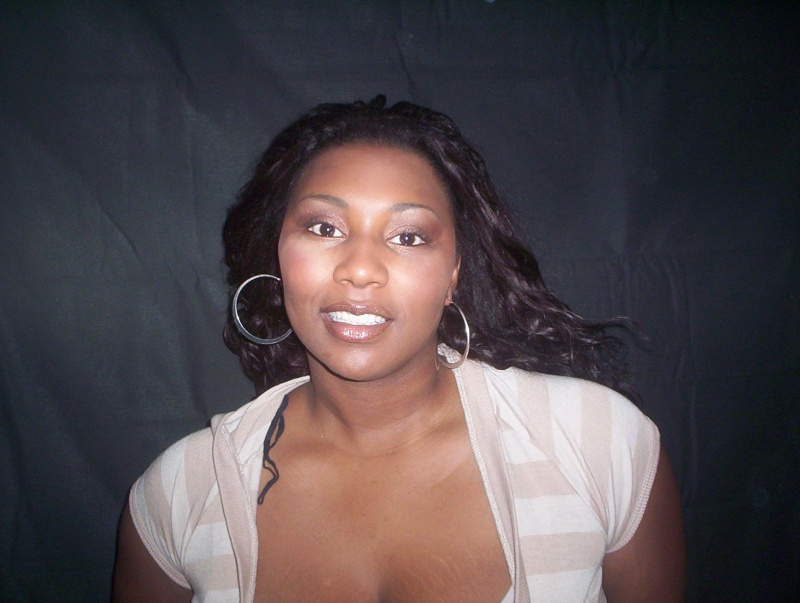 Female model photo shoot of Dashown Patton