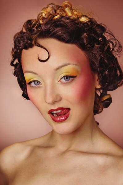 coiffure mode salon Dec 05, 2006 Mark Cooper kabuki candy