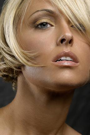 Dec 08, 2006 Kade Lam; MUA LeMare; Hair Model