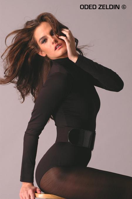 Manhattan Studio Dec 13, 2006 Oded Zeldin 2006 Melissa Baker / current S.I swimsuit issue   / Click Models