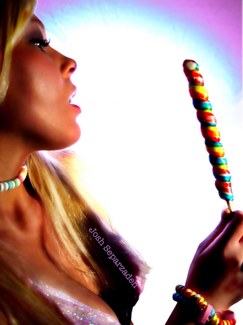 San Francisco Dec 13, 2006 Josh Separzadeh Candy    Model - Alona B