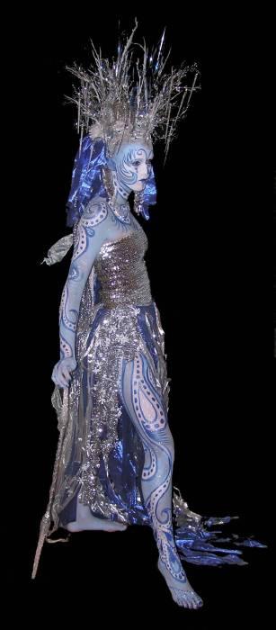 Dec 13, 2006 Model - Leah Ice Princess