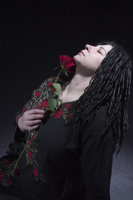 Female model photo shoot of Randi Pixie  Bruner