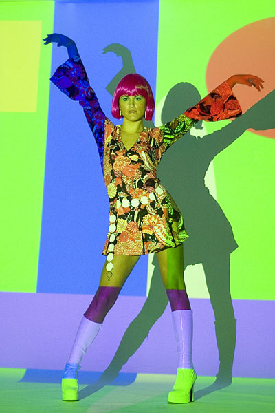 My Studio Dec 18, 2006 2006 Ken Rieves Photography Hippy Chick