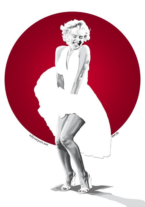 www.odysseyart.net Dec 19, 2006 © Odyssey Art Marilyn Monroe 2