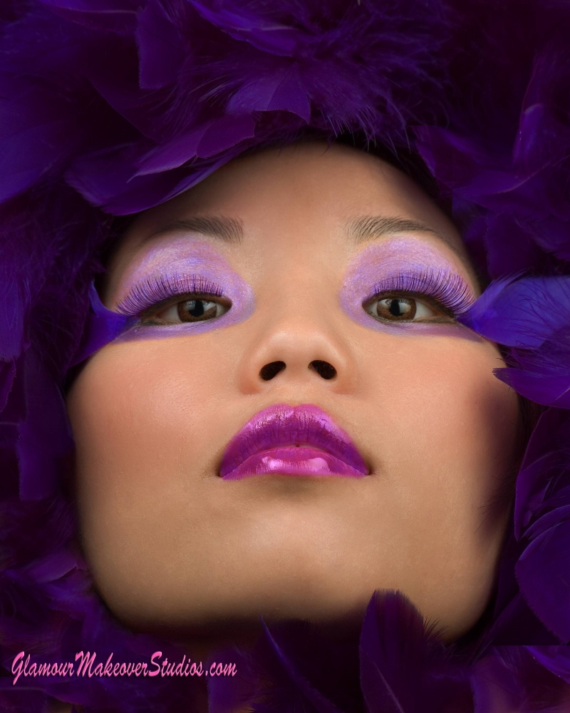 Studio Dec 19, 2006 Glamour Makeover Studios The Color Purple