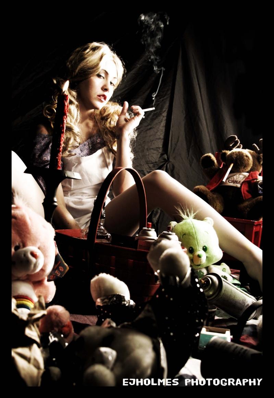 Chi town Dec 21, 2006 EJ HOlmes Big girl Tea Party