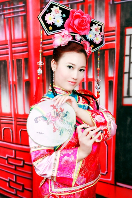 Hong Kong Dec 25, 2006 Melissa Mok Chinese Princess