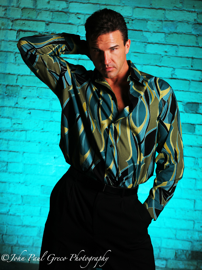 Dec 26, 2006 John Paul Greco 2006 <b>Flashy shirt</b>