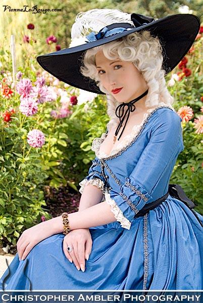 Seattle - September 2006 Dec 28, 2006 Christopher Ambler Vienna La Rouge - Portrait in Blue