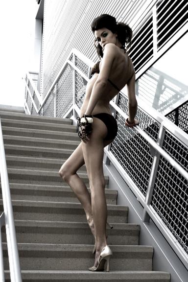 Male model photo shoot of CDO in LA
