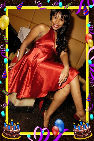 Female model photo shoot of Dolphy in My Birthday Party- 12-10-06