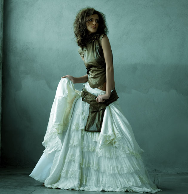 Jan 07, 2007 Kucoon designs, model Janelle, photo by Ben Ansley
