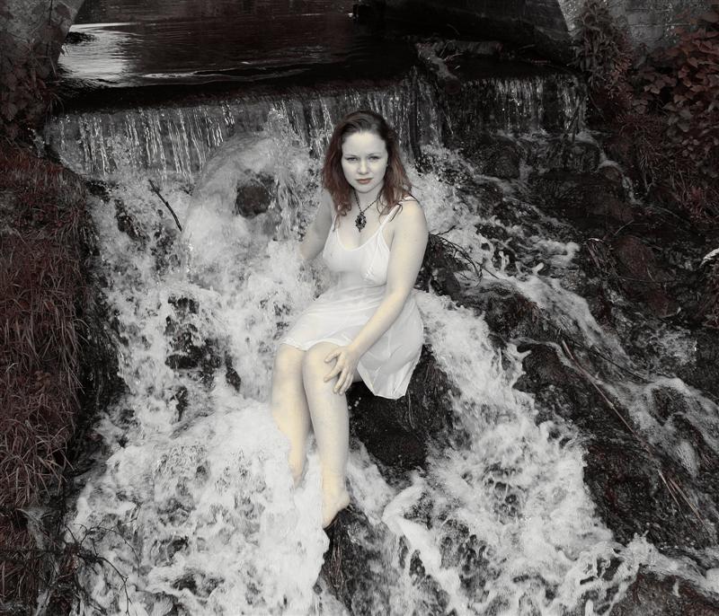 Kent Jan 11, 2007 Draken Photography A sucker for water