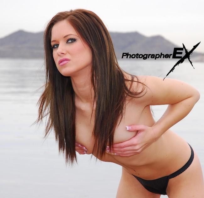 Female model photo shoot of KoriK