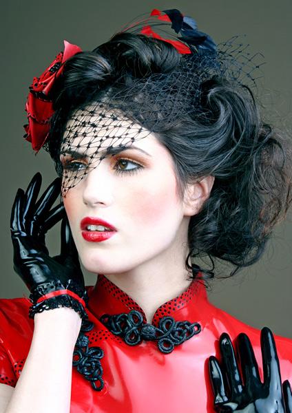 Jan 14, 2007 Lilah / Atsuko. Makeup by Julia Newbold. Clothing by Atsuko Kudo.