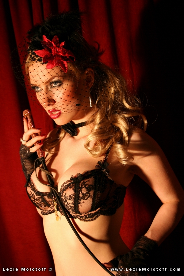 Jan 18, 2007 Lexie Molotoff Boudoir Rouge