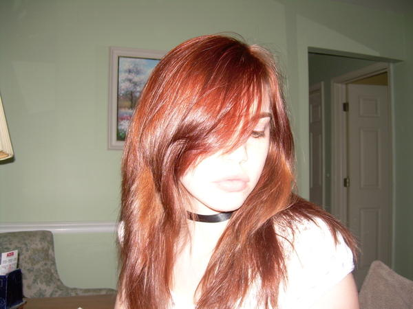 Jan 18, 2007 back in the day...red hair could be coming back
