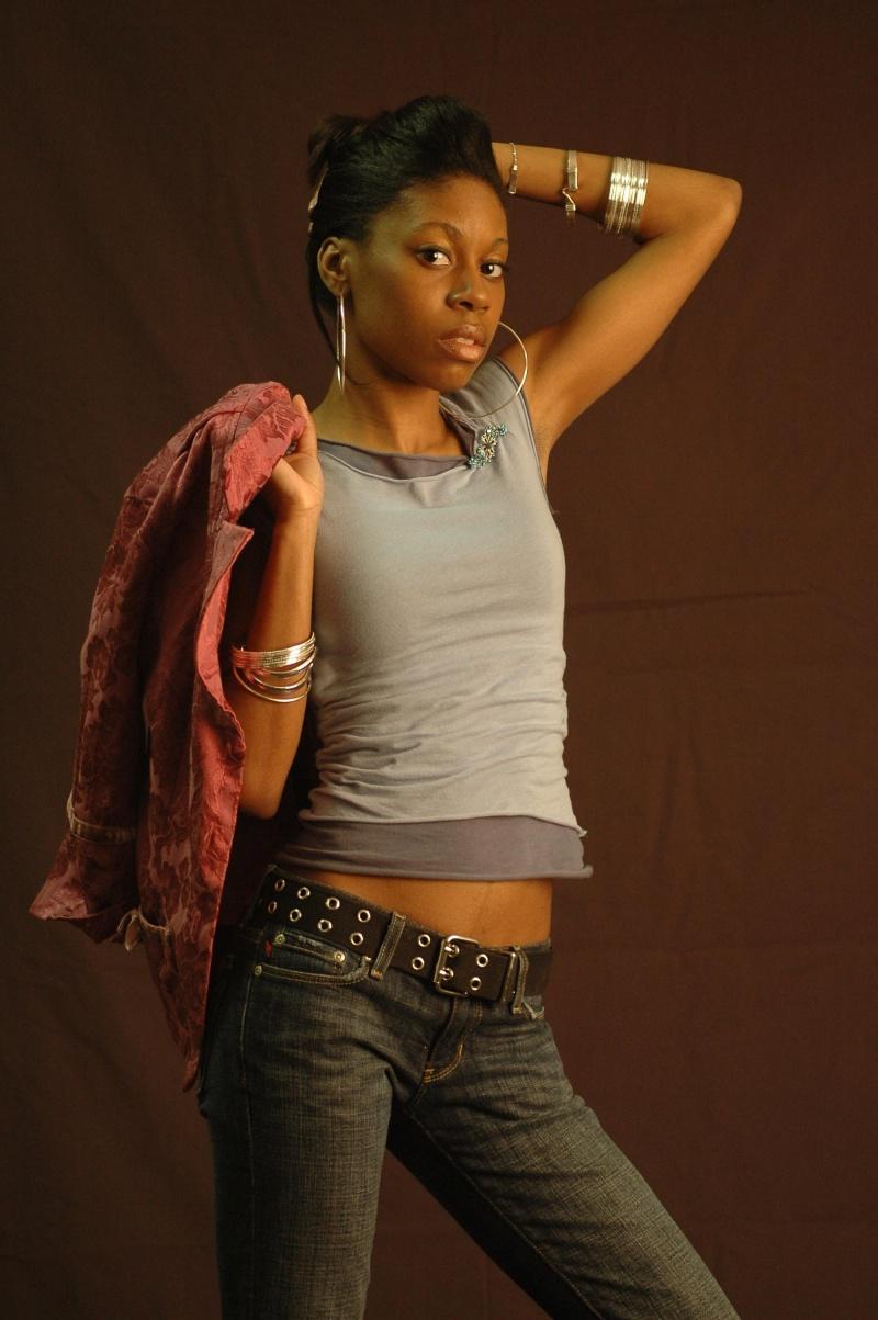 Female model photo shoot of slimone