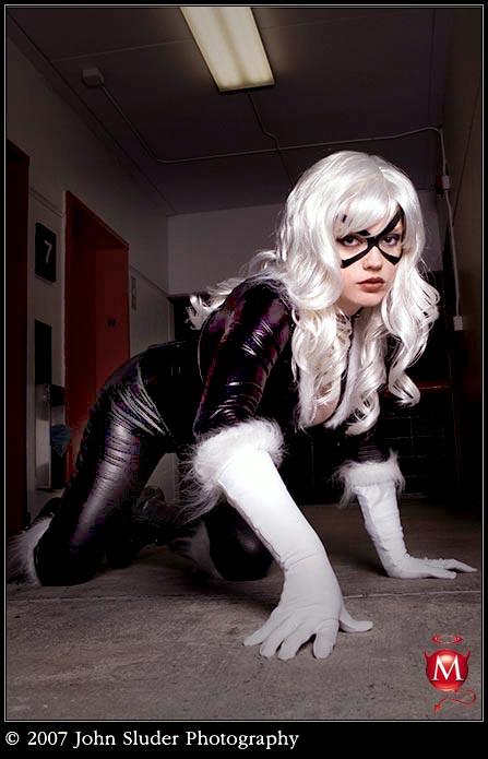 Jan 23, 2007 John Sluder Blackcat - Costume made by me