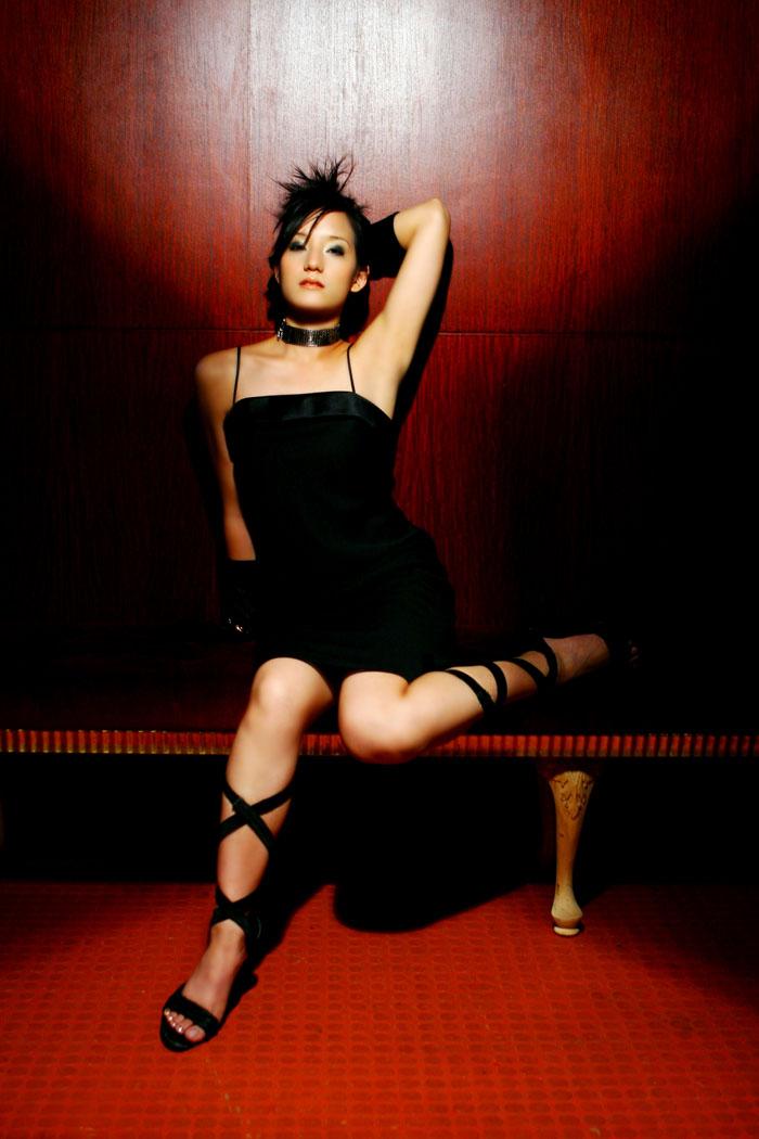Female model photo shoot of Alice L in Taipei, Taiwan
