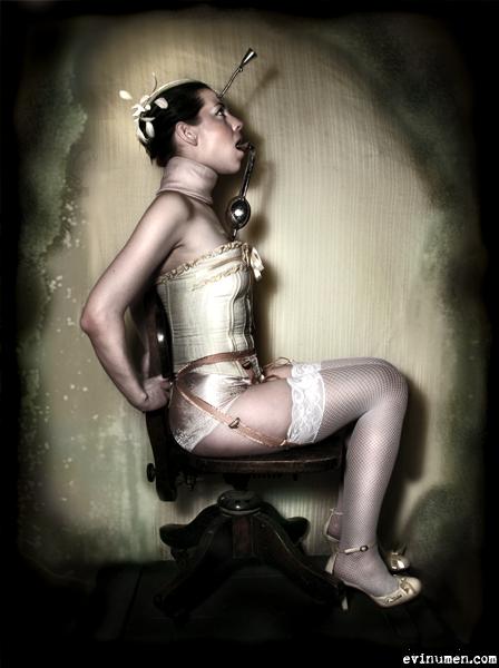 Female model photo shoot of Amber Star by Evi Numen in Philadelphia, PA