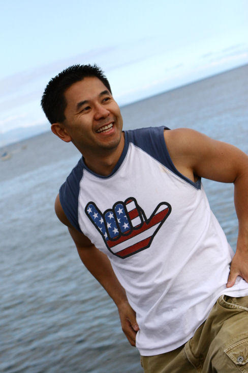 Male model photo shoot of Tom Vo Photography