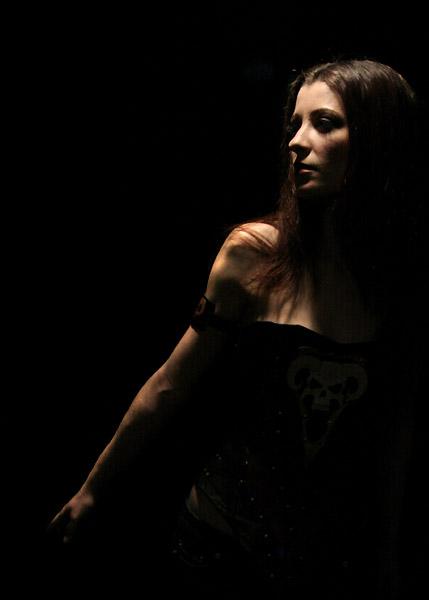 Female model photo shoot of Morgana Fate by MadeBySam in Austin, TX