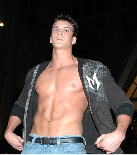 Male model photo shoot of Kyle Steven Lowe in Charlotte, wardrobe styled by CAL MAKINS