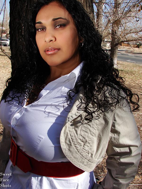 Female model photo shoot of Jaszmine J by Nadirah B in Route 66 Victorville, Ca
