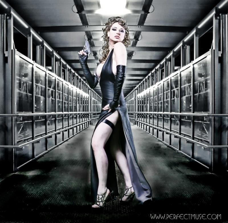 Feb 05, 2007 Michael Rosen/Veronika Kotlajic Bond Girl Series--Taken 11/25/06--Dress & Fashion/Editing also by Veronika