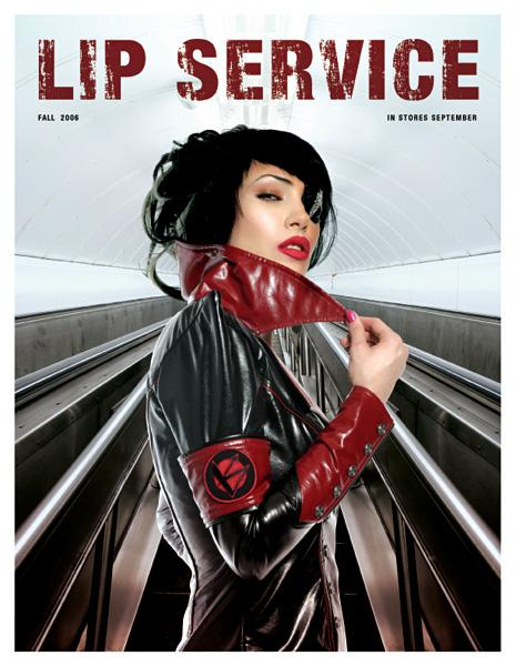 Los Angeles Feb 06, 2007 Lip Service Lip Service Catalog
