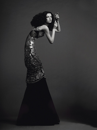 Feb 06, 2007 Katerina Shaverova Model - Sofi ,Supreme NYC . Stylist Larry Chavana /Tosh James