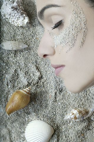 Feb 07, 2007 Scott Singer Photography Beauty Editorial Tearsheet #1