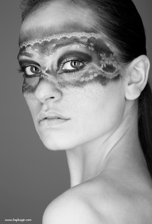 nottuln, germany Feb 08, 2007 Anastasia Kapluggin Mask