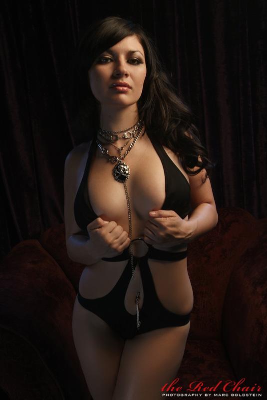 Female model photo shoot of Tara Ivy by marc goldstein in Hollywood