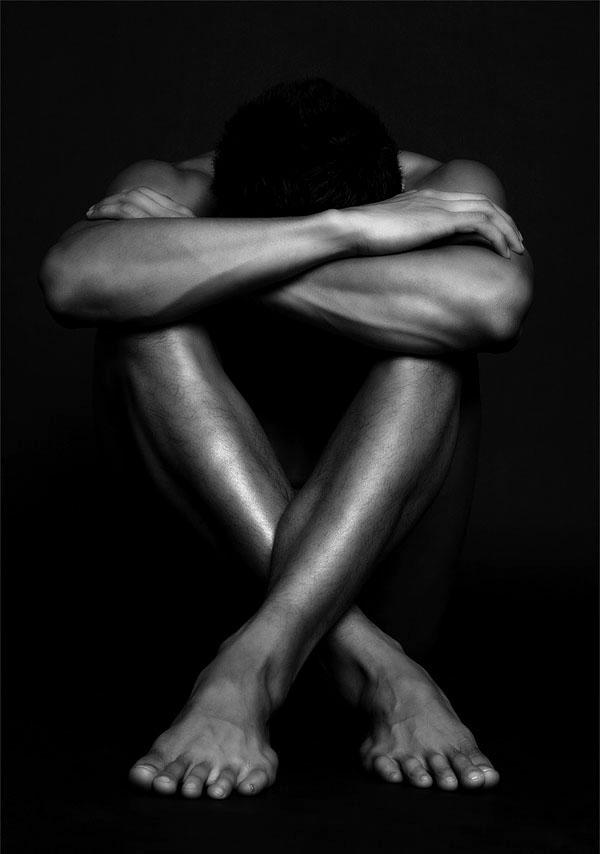 Male model photo shoot of Phi DNA