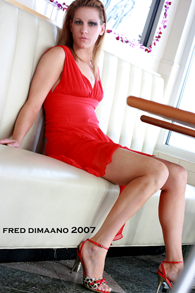 Female model photo shoot of Missy by Fred Dimaano