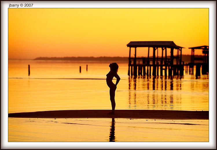 Bayside Gulf Shores, Alabama Feb 13, 2007 Artkeep, inc 615am Sunrise Shoot