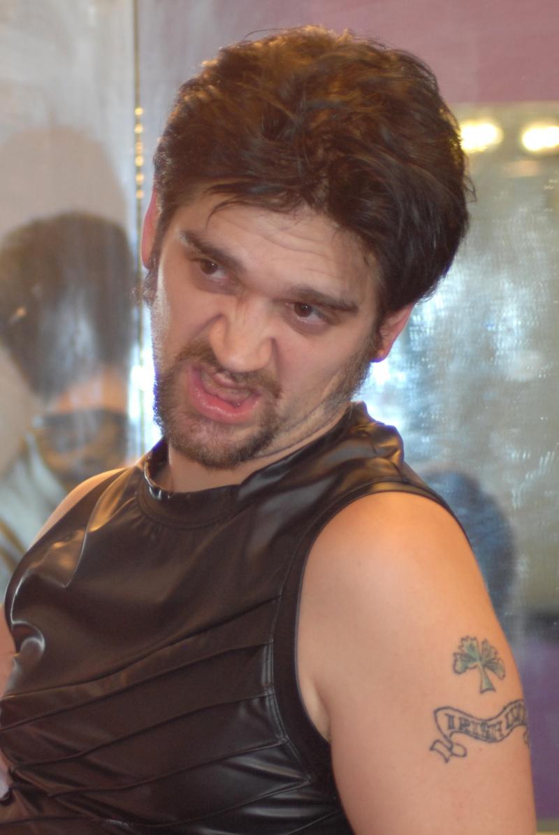 Male model photo shoot of Carpe Noctem Online in Club Lime, SE Washington, DC