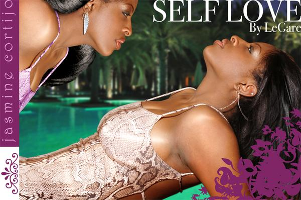 Feb 17, 2007 Photo taken by Ron Warner, Retouching by LeGare Love yourself first before you love ani one else