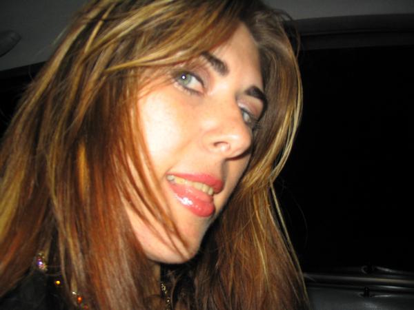 Female model photo shoot of Missy B in CAR