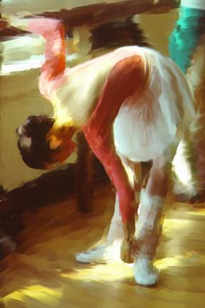 Atlanta Ballet Feb 21, 2007 © 2007 Atlanta Ballet Rehearsal